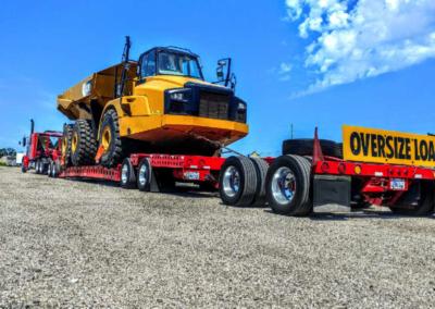 Evo - CAT Dump Truck